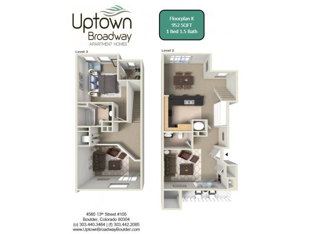 Uptown Broadway Apartments