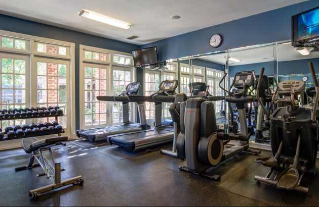 State-of-the-Art Fitness Center | Apartment Homes in Decatur, GA | Decatur Crossing