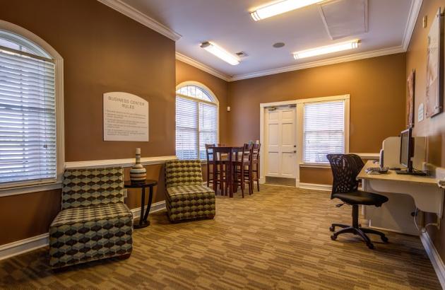 Resident Business Center | Decatur GA Apartment For Rent | Decatur Crossing