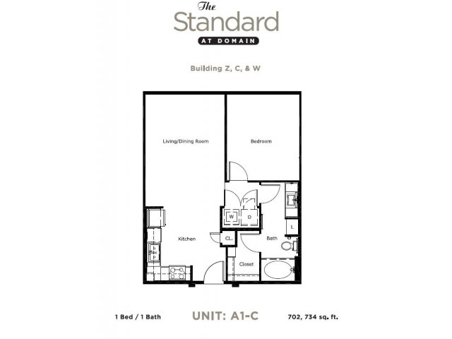 The Standard at Domain