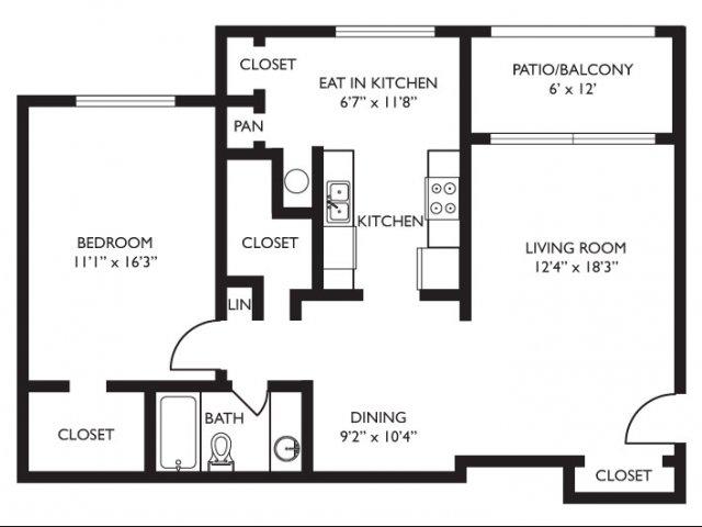Huguenot Apartments