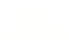 Lincoln Property Management corporate 50 year seal