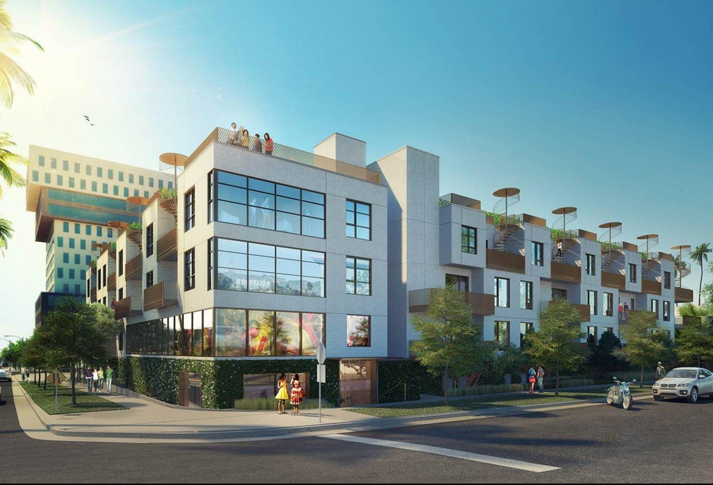 Apartments in Hollywood, CA   5800 Harold