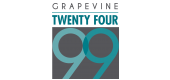 Grapevine Twenty Four 99 Logo
