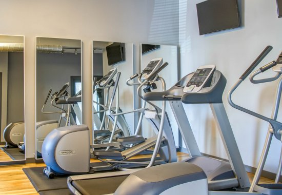 State-of-the-Art Fitness Center | Apartment Homes in Nashville, TN | Gale Lofts