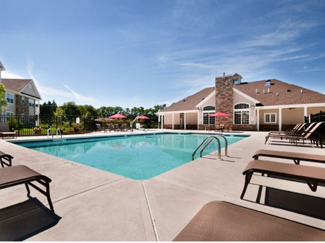 Image of Salt Water Swimming  Pool for Laurel Green