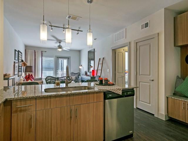 Spacious Dining Room   Apartment in Dallas, TX   Alexan West Dallas