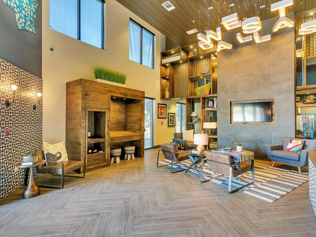 Community Study Lounge   Apartments Homes for rent in Dallas, TX   Alexan West Dallas