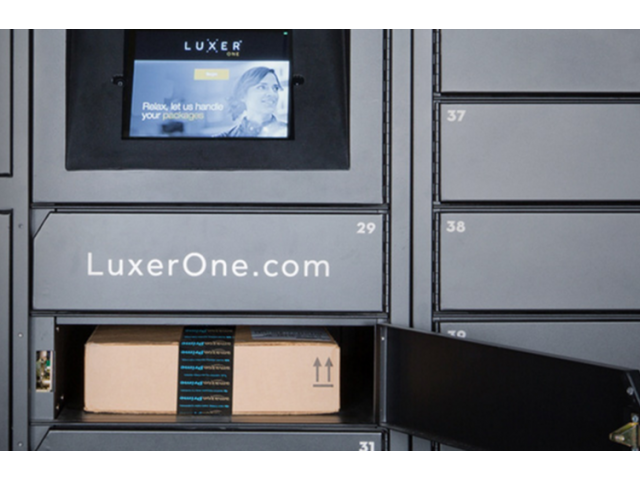 Image of Package Concierge System for Easy Package Deliveries - luxerone.com for 1125 Jefferson