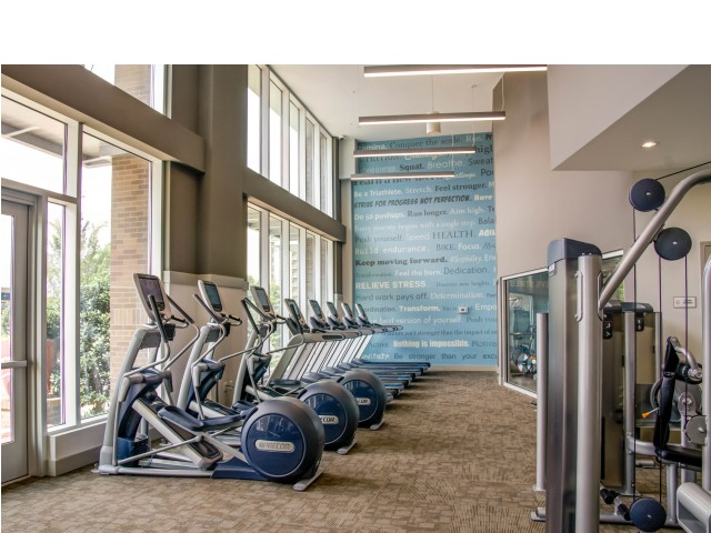 Image of Innovative Fitness Club with Top-of-the-Line Commercial Equipment & Yoga Studio for Element Music Row