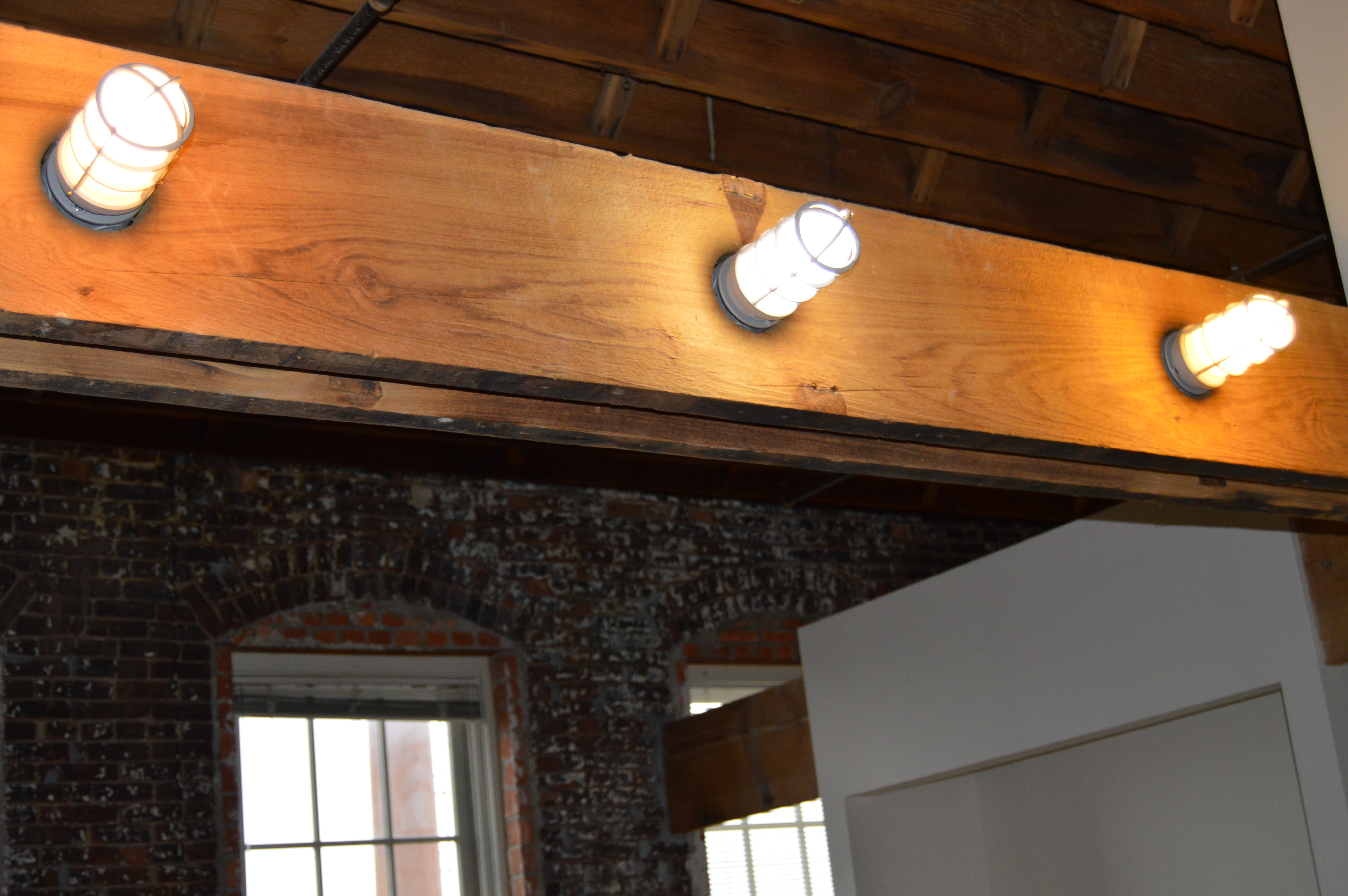 Image of Exposed Beams for Lofts at 160