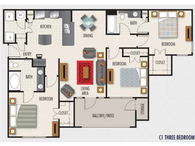 Century Lake Forest Apartments