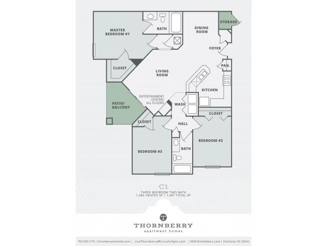 Thornberry Apartments