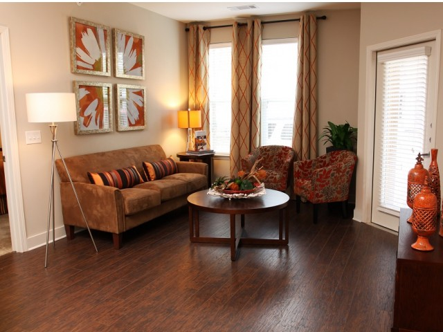 Image of Hardwood Flooring for Park Central at Flower Mound
