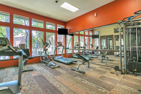 Image of Fitness Center for Wood Hollow Apartments