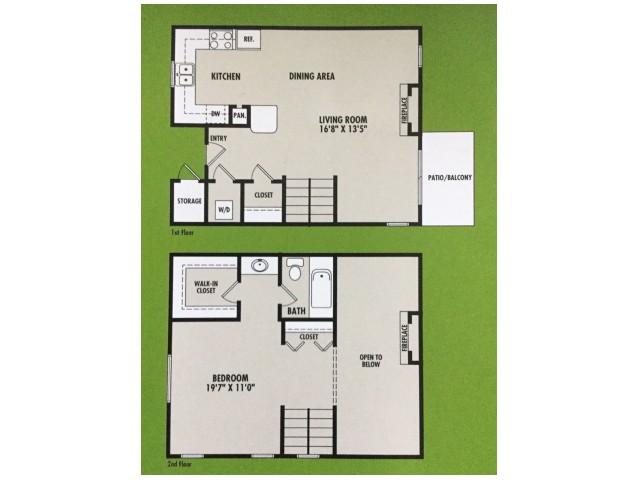 Floor Plan | VERT at Six Forks