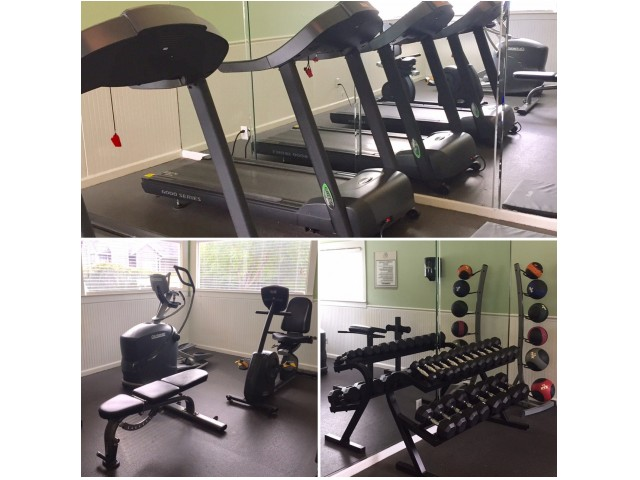 State-of-the-Art Fitness Center | Raleigh North Carolina Apartments for Rent | VERT at Six Forks