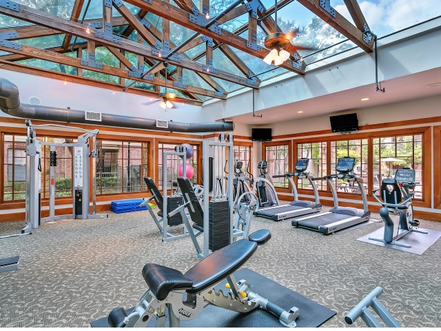 Image of Premier Fitness Studio for Eastbridge Apartments