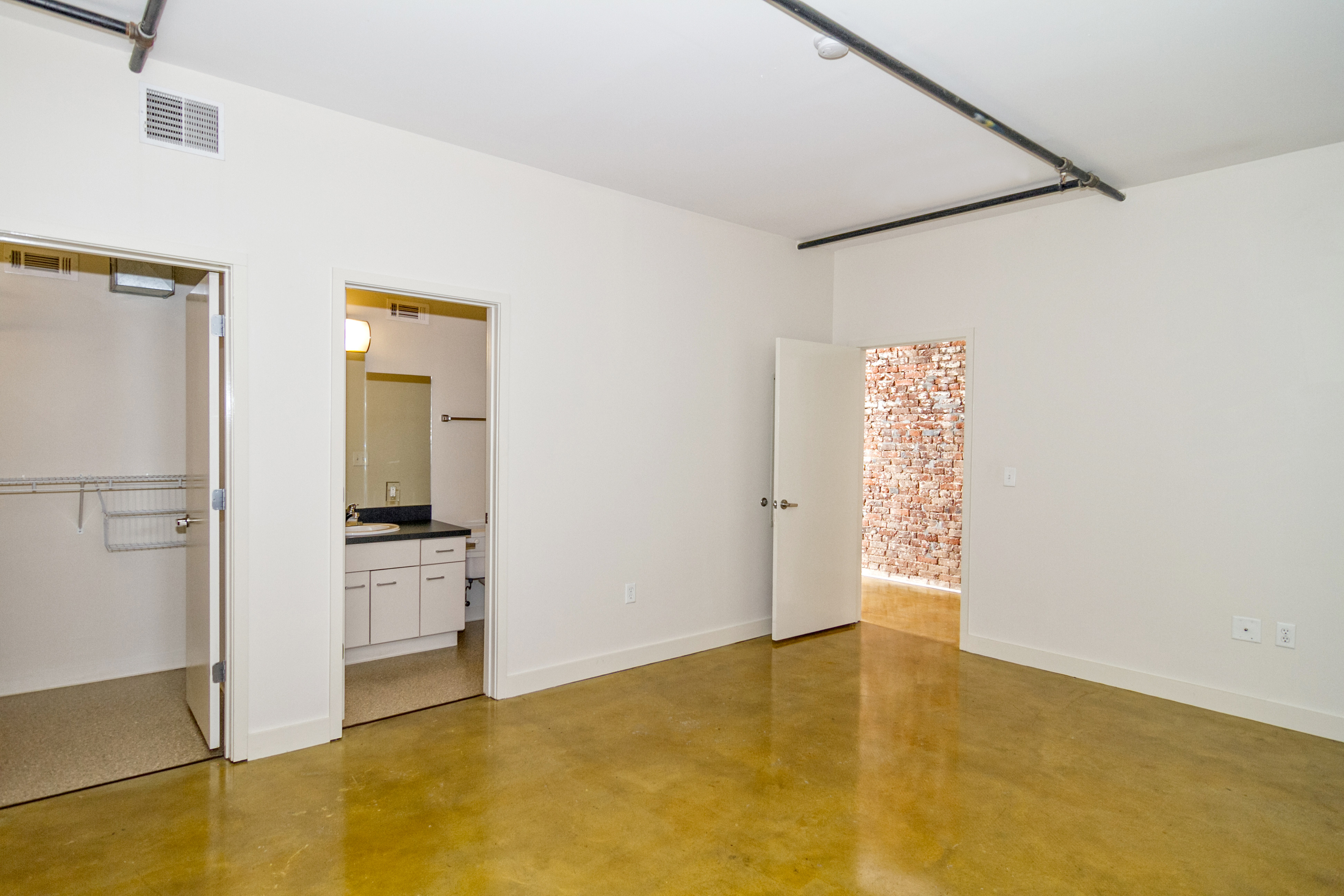 Image of Stained Concrete Floors* for Lofts at 160