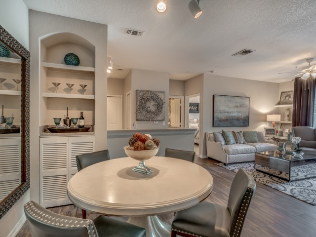 Image of Full Size Dining Room for Sanctuary at Highland Oaks