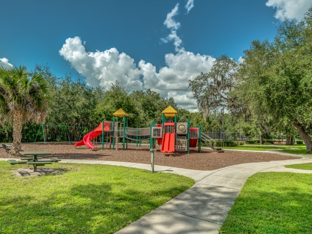 Image of Playground for Sanctuary at Highland Oaks