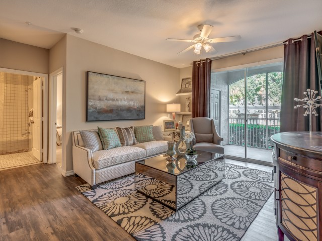 Image of Expansive Living Room for Sanctuary at Highland Oaks