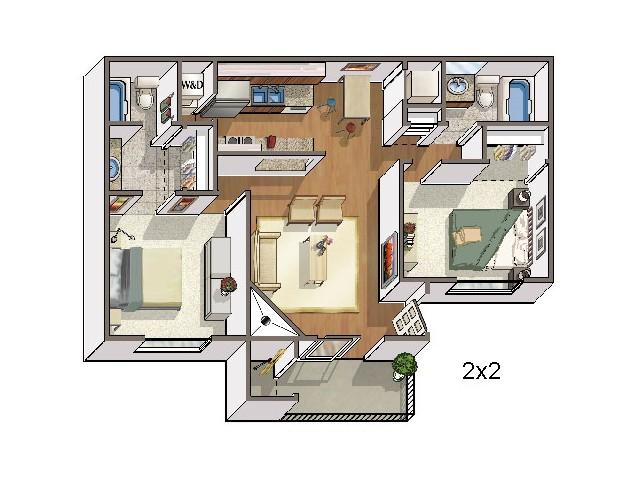 Copper Flats Apartments