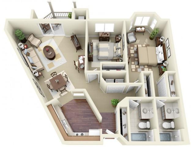 Cityscape Apartments