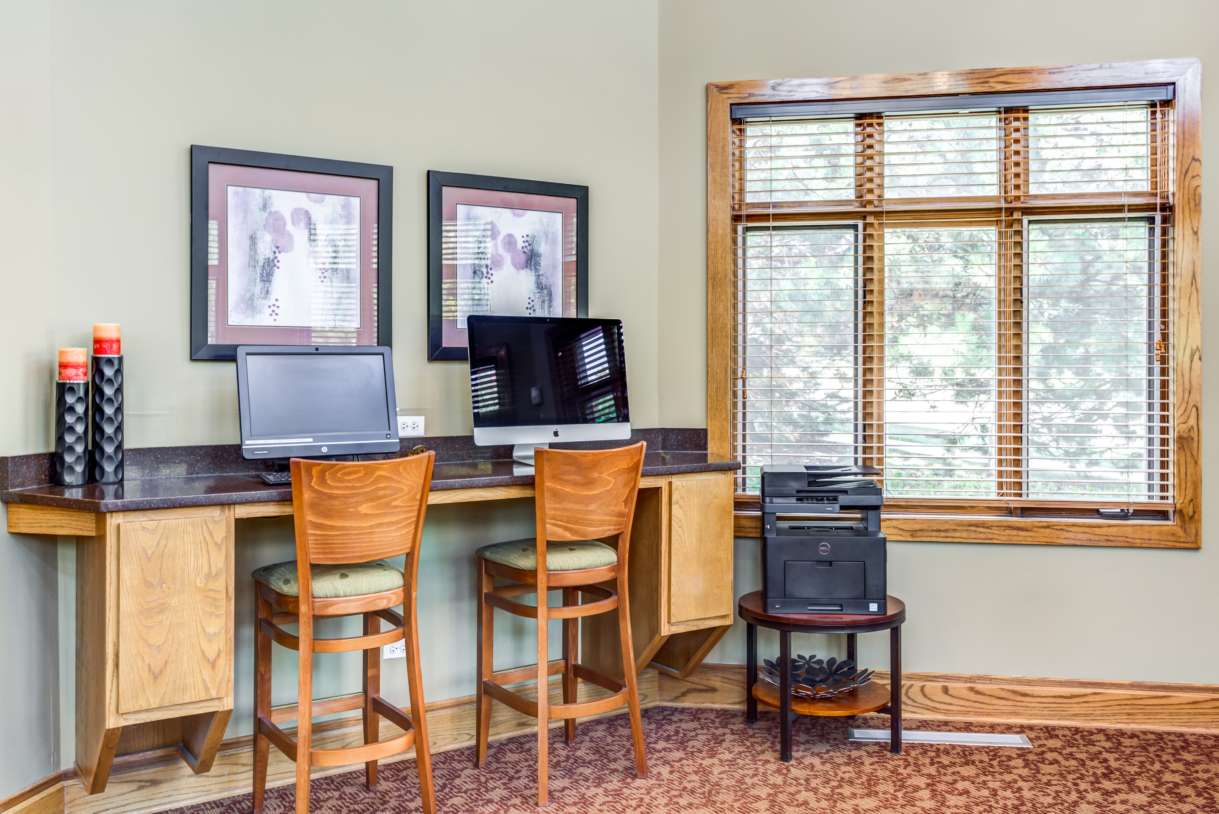 Business Center in Naperville | Thornberry Woods Apartment Homes
