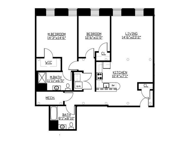 The Lofts at Harmony Mills