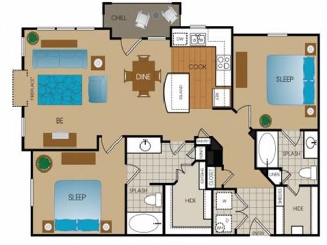 Mustang Park Apartments