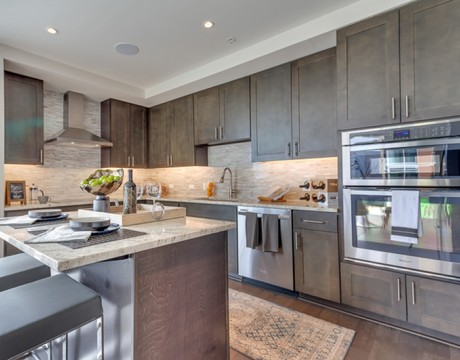 Modern Kitchen Apartments In Dallas Tx Preston Hollow Village Residential