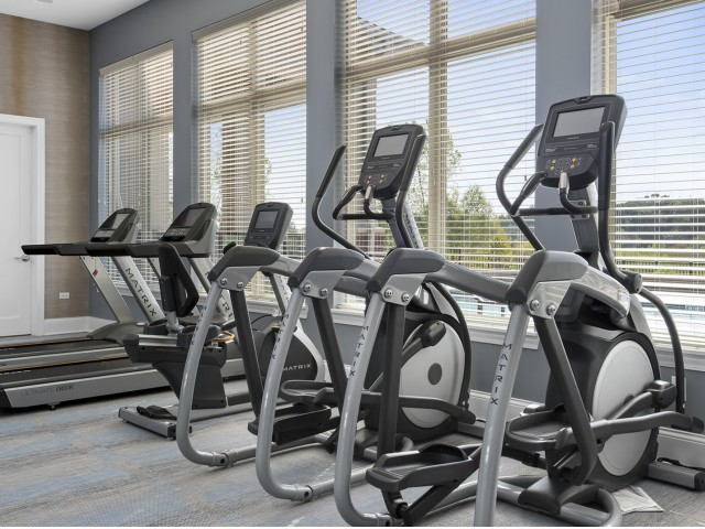 Image of Fitness Center for Deer Park Crossing