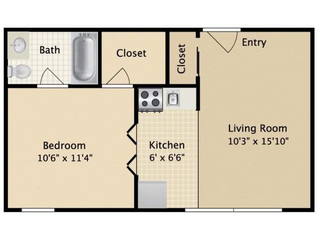 Barbizon Apartments