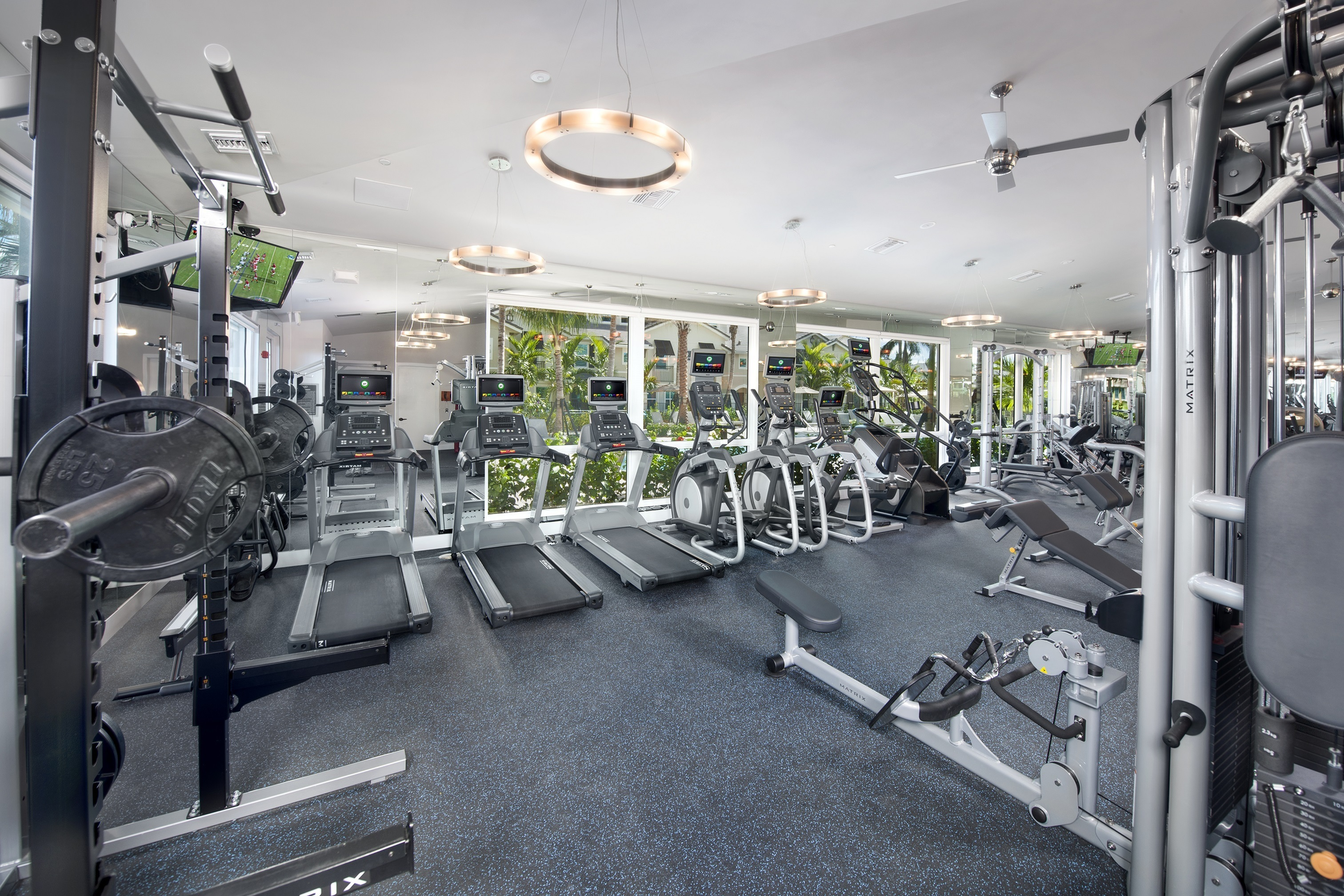 Image of 24-Hour Fitness Center for The Quaye at Wellington