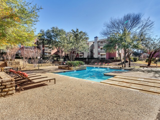 Image of Pool with Spacious Sundeck for Bridge Hollow Apartments