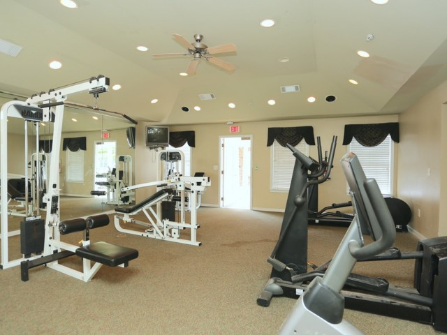 Image of Fitness Center for The Fields McEver