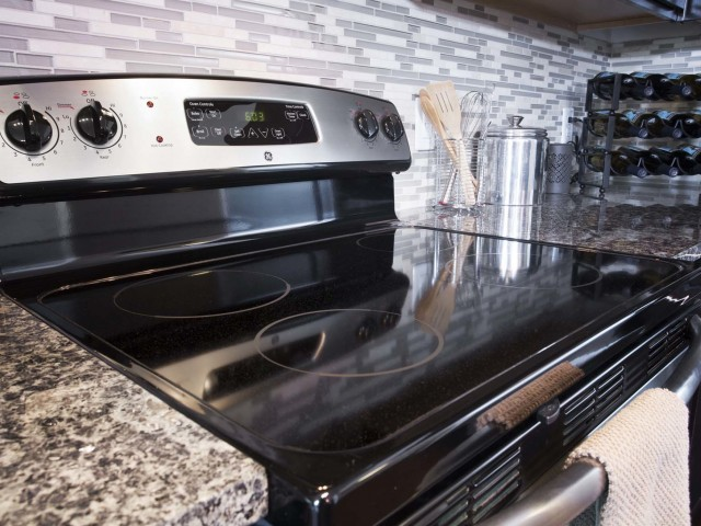 Image of Stainless steel appliance package for The Fields Woodlake Square