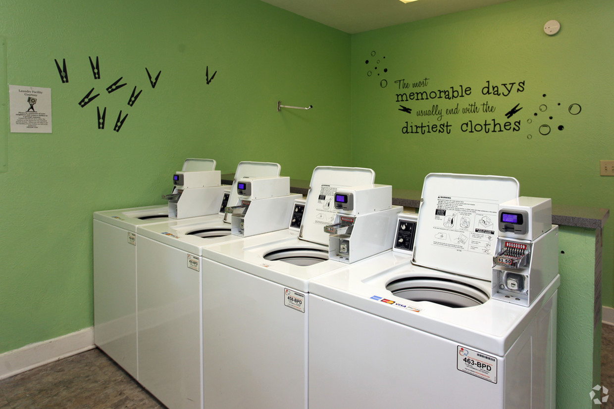 Image of Laundry Facilities for The Fields Lincoln Green