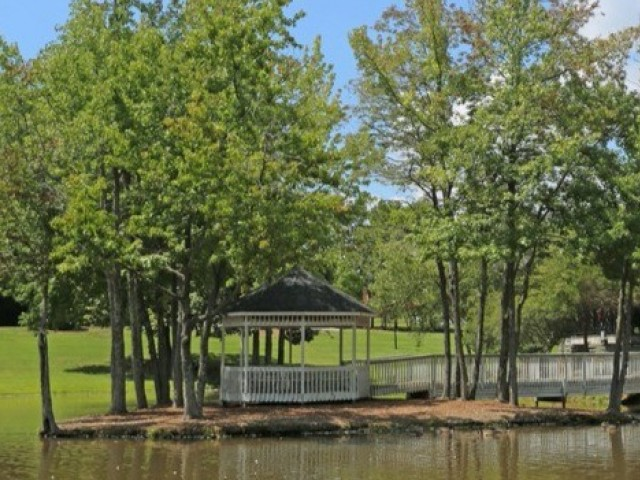 Image of Lakeside Gazebo for The Fields Lakeview