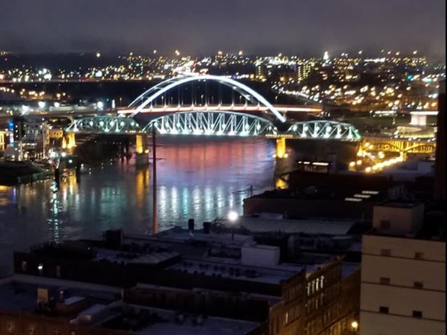 Priceless Downtown Views