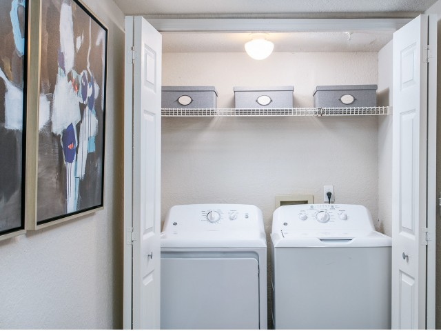 Image of In-Unit Washer & Dryer for Alvista Metrowest