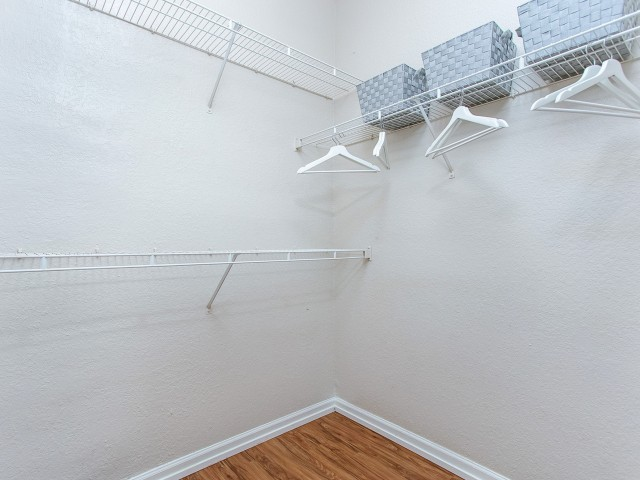 Image of Oversized Walk-in Closets for Alvista Metrowest