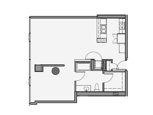06 1 Bed 887 Sq Ft
