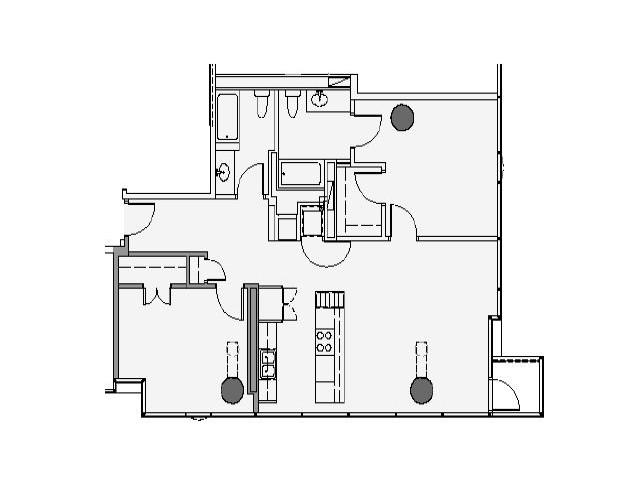 11 Tier 2 Bedroom 1180 Sq Ft