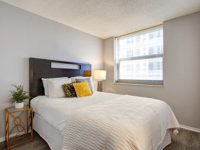 Spacious Closets in west loop | 180 North Jefferson Apartments