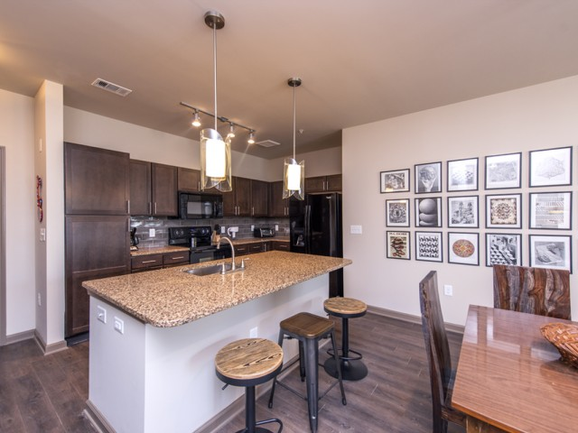 Modern Kitchen | Apartment Homes In Nashville | 909 Flats