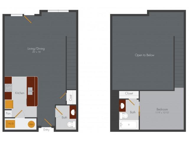Loft apartments in decatur ga