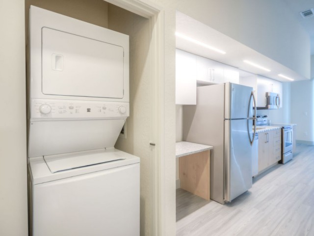 Image of Washer and Dryer Included for Lofts at South Lake