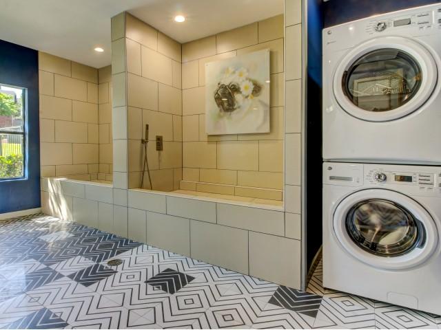 Image of Dog Wash Station for NOAH Apartments